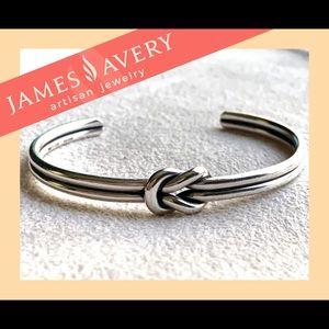 James Avery Lovers Knot retired bracelet